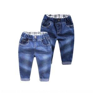 men's baby Jeans panty cotton pants children's pants season 2019 children's wear men's jeans fashion
