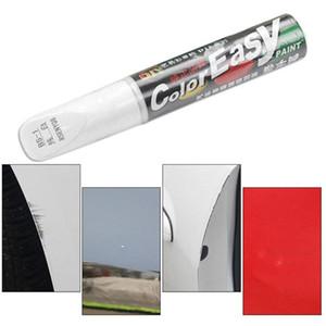 Outils d'entretien automobile Peinture Pen 4 couleurs Scratch Repair Car Pen Fix it Pro Maintenance Paint Care style de voiture Scratch Remover Auto