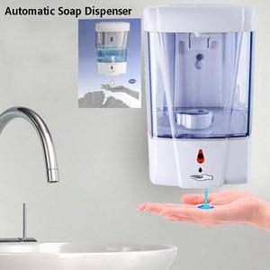 Nuova Parete del sensore del sapone liquido Touchless Automatic Soap Dispenser 700ml Dispenser sensore Accessori Bagno WX20-2