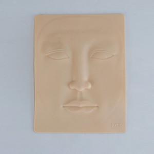 5pcs pratique tatouage permanent de la peau du visage sourcils maquillage peau faux caoutchouc manuel cosmétiques 3D
