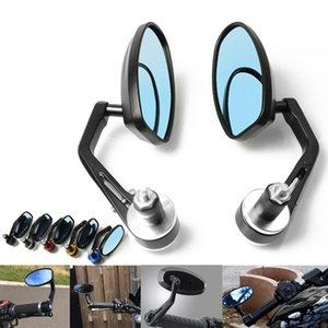 Motorcycle Accessories For Yamaha Yzf R3 R6 Mt01 Mt03 Mt07 Speed Four Triple 1050 R 7  8 22mm Handlebar Rearview Mirror