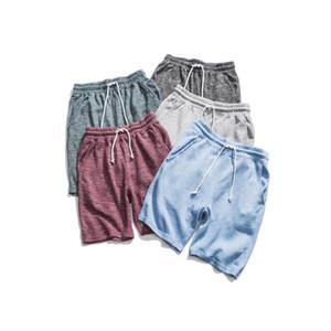 Moda pantaloni da uomo casuale Mens Shorts spiaggia degli uomini di alta qualità pantaloncini estivi Pantaloncini sportivi 4 colori