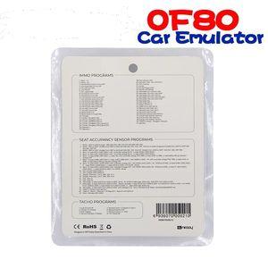 SQ OF80 Универсальный автомобильный эмулятор для автомобильной подушки безопасности Automotriz Immo Off Tacho датчик занятости сиденья программы для Benz для BMW