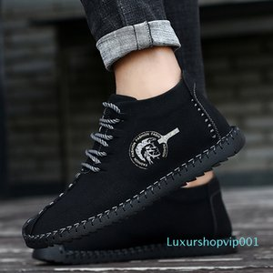 Moda Masculina Bravover New alta qualidade da neve do inverno botas Split couro tornozelo botas quentes Shoes Mais de size008 Fur Plush externas