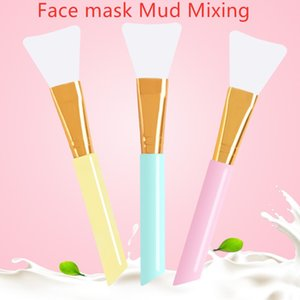 Professional Silicone Facial Face Mask Mud Mixing tools Skin Care Beauty Makeup Brushes Foundation Tools maquiagem