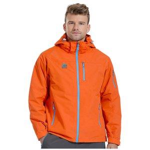 SAENSHING Yürüyüş Ceket Erkekler Rüzgarlık Su Geçirmez Rüzgar Geçirmez Açık Kamp Balıkçılık Erkek Nefes Softshell Ceketler Yağmurluk