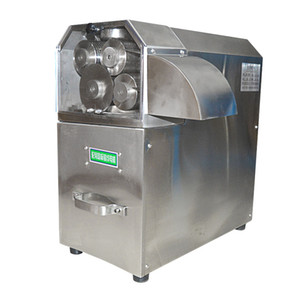 Máquina de cana verticais máquina de caldo de cana-4 rollders cana-espremedora, triturador de cana, açúcar de cana espremedor 110V / 220V / 380V