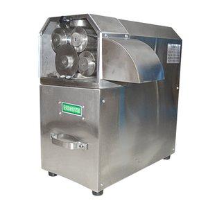 Meyve sıkacağı Makinesi Şeker kamışı Cane Suyu Dikey Makinası 4-rollders Cane-suyu Meyve sıkacağı, kamış Kırıcı, Şeker Kamışı Şeker 110V / 220V / 380v Ajxol