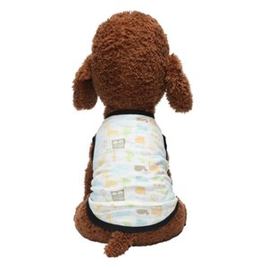Muqgew Cute Animal Pattern Dog Hoodies New Arrival Clothes For Dogs French Bulldog Xs-l Plus Size Dog Hoodies Pet Supplies Cloth