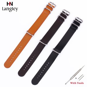 Montre-bracelet Strap Pour Hommes Femmes Montres Bandes Rétro Confortables Bracelets En Cuir Véritable Première Couche Vachette Sangles En Gros