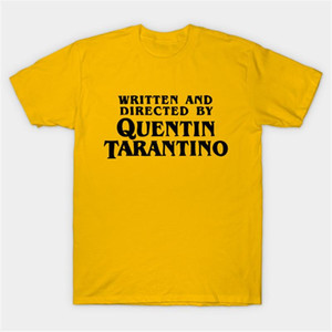 Quentin Tarantino T Shirt Quentin Tarantino Tribute Pulp Fiction Dogs O-Neck Compression T-Shirt Fashion Design Tee