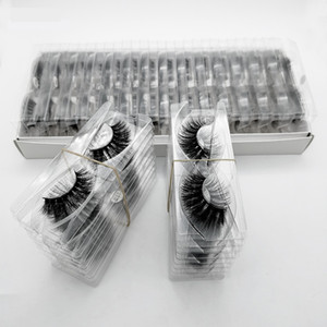 10 styles de haute qualité 15mm Lashes en gros 3D Vison Cils personnalisé Private Label naturel à long Fluffy Cils Extensions doux Mink Lashes
