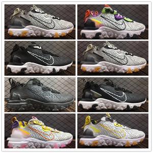 REACT D / MS/X мужские и женские кроссовки React Vision Trainers дышащая удобная обувь унисекс кроссовки EUR36-45