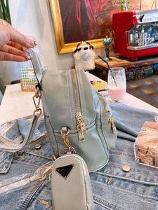 2020 Women Backpack Style Oxford Protection Water Parent-child Single Shoulder Slope Breaks Down Portable Bag Bagpack The Designer Handbags