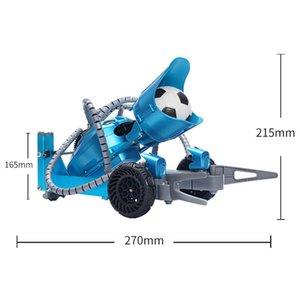 Tongli K5 Futbol Futbol Basketbol Akıllı RC Robot Araba ile Kontrolörü Yüksek kaliteli kalınlaşma çelik malzemeler