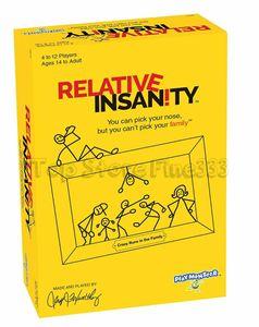 لعبة Relative Insanity Board عن لعبة Crazy Relatives - صنعها وتلعبها الممثل الكوميدي جيف فوكسورثي - 7441