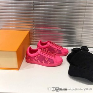 Couples série de couleur fluorescente, 2019 célébrité Web étoiles les plus frais les plus chaussures tendance, chaussures de sport respirant occasionnels avec la boîte 35-40