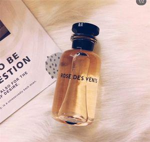 Fransız Klasik Lady Parfüm Mile Contre moi Rose des delikleri Apogee 100ml EDP çarpılacak Lezzet Marka Parfüm Yüksek quaity Hızlı Teslimat Feux