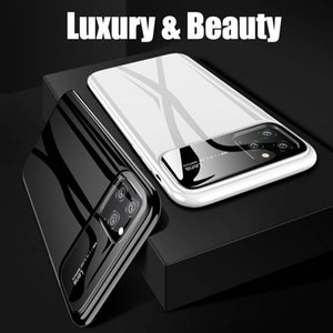 Luxury pc phone case back cover Shock-Proof Full Protect phone case For iPhone 11 pro max XR XS 678 Plus samsung s10 n10