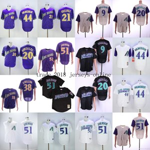 Arizona 51 Randy Johnson Diamondbacks 20 Luis Gonzalez 44 Paul Goldschmidt 38 Curt Schilling 9 Matt Williams Baseball Size M-3XL