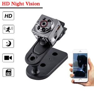 كاميرا محمولة البسيطة SQ8 عالي الوضوح 1080p الرياضة البسيطة DV DVR كشف الحركة كاميرا الأشعة تحت الحمراء للرؤية الليلية كاميرات الفيديو الرقمية الصغيرة