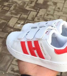 2020 Sale NEW STAN SMITH SNEAKERS CASUAL LEATHER Children shoes SPORTS JOGGING SHOES kid's CLASSIC FLATS SHOES SUPERSTAR for kid