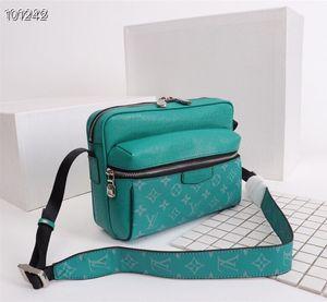 M30243 haute qualité HOT célèbre Marque Classique Designer New Mode Femmes ou Hommes Messenger Sacs école Sac bandoulière Bookbag de bourse de sac 6p