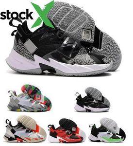 Jumpman Warum Nicht Zer0. 3 Männer Basketball Schuhe Russell Westbrook Zer0.3 Lärm Die Familie Herzschlag Grau 2020 Neue Ankunft Korb Turnschuhe