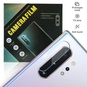 Для Samsung Note 10 Plus Camera Len протектор Закаленное стекло задней линзы пленка против царапин телефон аксессуары с пакетом