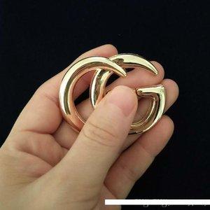 Haute USpecial unisexe Hommes Femmes Mode lettre PINS Broches plaqué or Broches Pins pour hommes femmes pour soirée de mariage Hot cadeau pour la famille