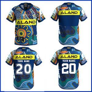 2020 Parramatta Угри Главной Rugby Джерси Нью Parramatta Угри ANZAC юбилейное издание 2020 ПАРРАМАТТ ИЛС КОРЕННОГО ДЖЕРСИ размер S-5XL