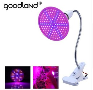 Phyto Lamp Full Spectrum Led Grow Light E27 Plant Lamp With Clip For Greenhouse Hydroponic Vegetable Flower Fitolampy