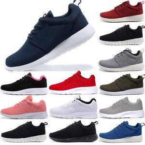 Günstige neue Designer Frauen Schuhe Herren Sneakers Sneakers London TANJUN 3.0 schwarz weiß rot asual leichte atmungsaktive Damen Laufschuhe
