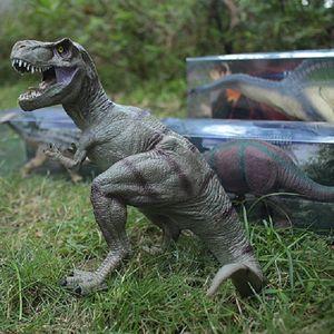 Dinosaur Jurassic Park tyrannosaur animal Model Simulation Toy boys Figure Indoraptor Velociraptor Triceratop T-Rex World Bricks Kids Toy