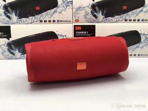 subwoofer inalámbrico 2019 populares Carga 4 altavoz del bluetooth portable al aire libre impermeable a prueba de salpicaduras IPX4 con diafragma bocinas de alta calidad