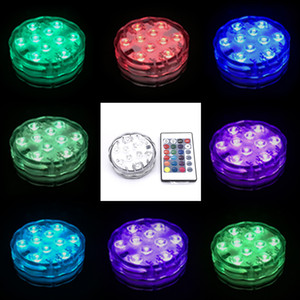 Narguile Nargile Chicha Accessories Festive Party Decoration With Remote Control Hookah Shisha LED Light RGB 16 Colors TDENG0005