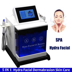 Hydra Dermabrasion Oxygen Peel Microdermabrasion Facials تجديد الجلد شد الوجه Hydra الوجه العناية بالبشرة حب الشباب Hydro Dermabrasion Equipment
