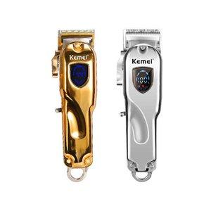 Vendita calda Kemei 2010 micro barba trimmer USB tagliatore ricaricabile elettrico capelli clipper elettrico sweet07 Best seller
