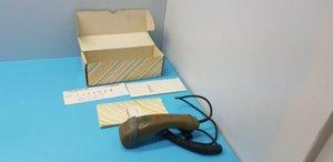 Datalogic DL910 serisi tarayıcı