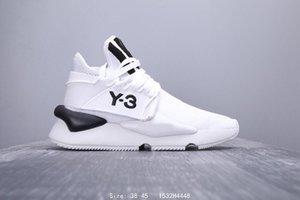 Erkekler ile Kutusu İçin 2019 Erkekler Sneakers Y3 Kaiwa Chunky Günlük Ayakkabılar Y3 Chunky Spor Sneakers Eğitim Casual Ayakkabı