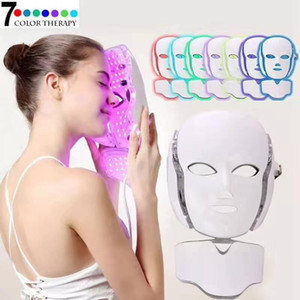 2020 New Arrival LED Face Masks colorful led beauty mask pdt machine for sale offer dropshipping.