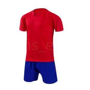 Top del fútbol jerseys baratos libres del envío descuento al por mayor cualquier nombre cualquier número de camiseta de fútbol Personalizar el tamaño S-XXL 108