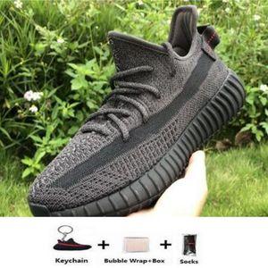 2020 Kanye West Shoes Cinder Yecheil Yeezreel ASRIEL Static Triple Black Reflective Stylist Sneakers Desert Sage Zebra Us 13 кроссовки