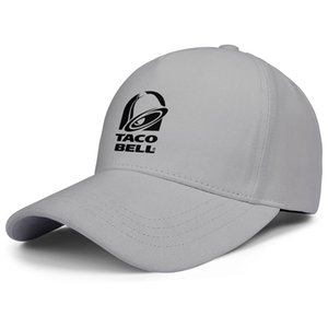 TACO BELL LOGO mens and womens adjustable trucker cap fitted fitted personalized best baseballhats fast food 24 hour American flag old