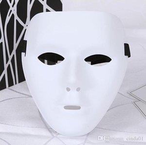 JabbaWockeeZ Homens Mulheres Halloween PVC materiais completa Máscara Cosplay Acessórios máscara misteriosa máscara do partido do disfarce