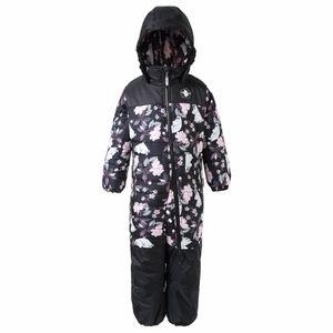 Moomin 2017 winter overalls kids waterproof trousers warm jumpsuit baby boy overall Zipper Fly cartoon winter snow pants blue