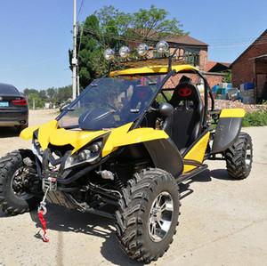 quattro ruote motrici fuoristrada 500cc kart brezza primaverile quattro ruote all-terrain tubo di acciaio spiaggia UTV Baji deserto auto arrampicata auto