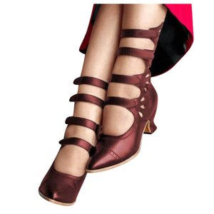 Hook Loop Sandals 2020 New Womens Breathable Pointed Toe Ankle Boots Sandals Summer Boots Women
