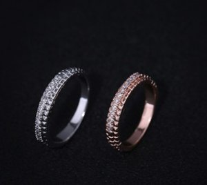 New arrival men women fashion jewelry OL zircon ring birthday festival new year gift