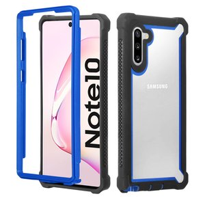 Samsung S20 Ultra S8 S9 S10 E PLUS NOT İçin 8 9 J3 J7 2018 Prime S10 5G Hibrid Combo 3 1 Defender Cases Kapak içinde